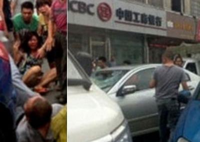 Apocalipsis Zombie: Nuevo ataque caníbal ocurrido en China
